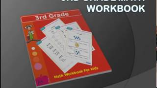 3rd grade math workbook download  pdf worksheets & tests - https://eworkbooks4kids.com/product/3rd-grade-math-workbook-kids/ - This workbook contains loads of math activities under varied topics studied in 3rd grade. Features 184 worksheets on: addition, subtraction, division, decimals, telling time, graphs and data, money and more. Purchase a copy from the link above. Background sound source: bensound.com