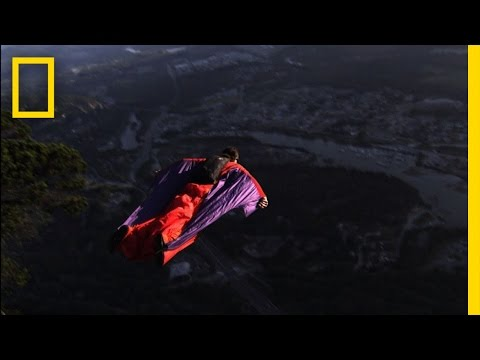 The Man Who Can Fly | National Geographic