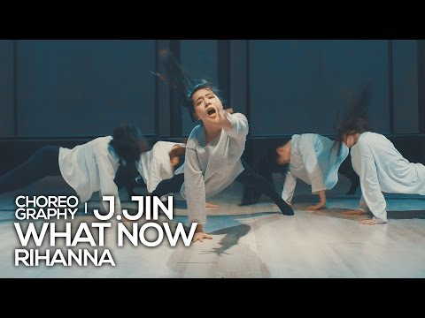 Rihanna - What Now (Live Sound) : JayJin Choreography
