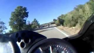 8. Nate says goodbye to Sunrise Highway On Ducati My S2R 1000
