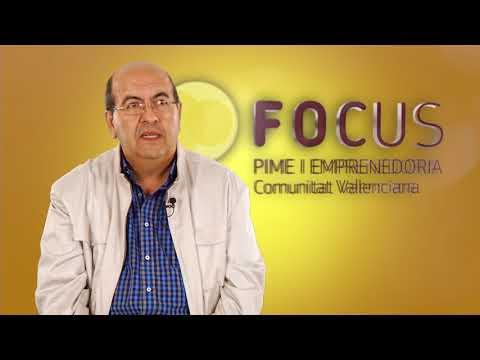 José Miguel Giner, profesor de la UA y colaborador del IUIEG en #FocuPyme L'Alacantí