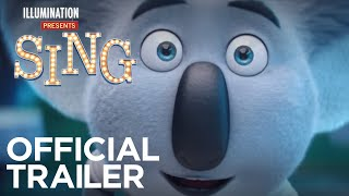Sing  In Theaters This Christmas  Official Trailer HD