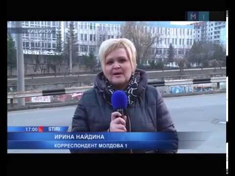Телевидение Молдовы на русском (Новости главного канала ТРM от 5 фев. 2015 г.)