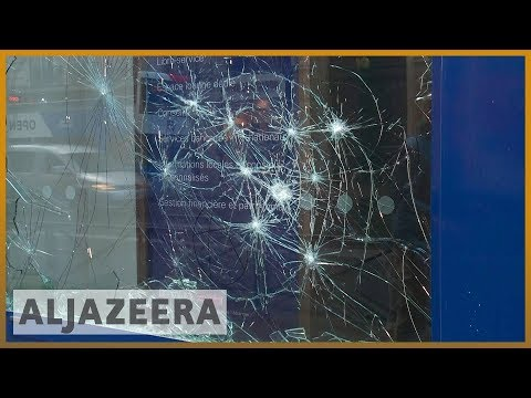🇫🇷France protests: Businesses lose more than $1.5bn | Al Jazeera English