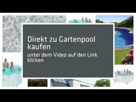 Gartenpool kaufen - Test - Erfahrungen und v.m.