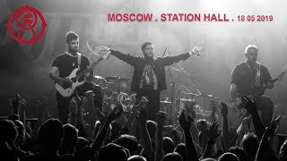 Video ETTERNA (Slovakia) 18/05/2019 Moscow. STATION HALL