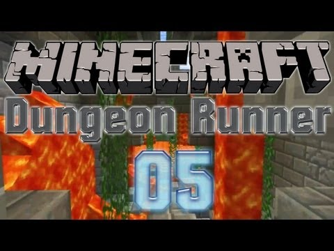 Let's Play Minecraft Adventure-Maps [Deutsch] [HD] - Dungeon Runner #5