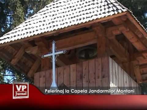 Pelerinaj la Capela Jandarmilor Montani