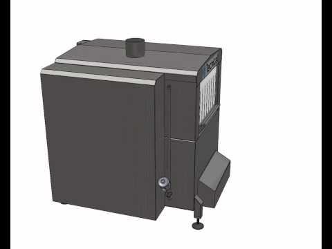 Serbatoio per termosaldatura a immersione RI