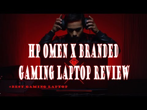 , title : 'HP Omen X Branded Gaming Laptop review'