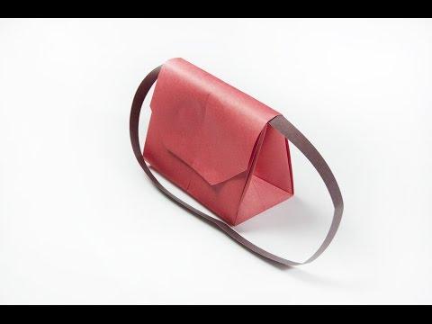 Как сделать легкую сумку 338