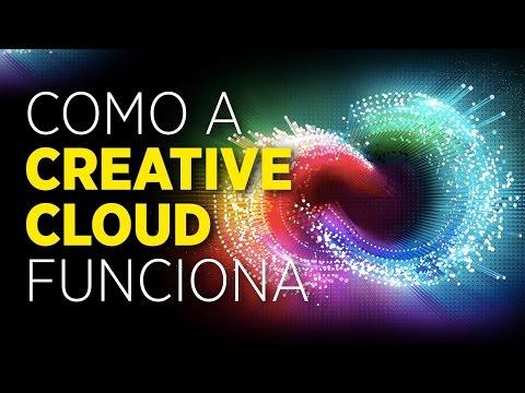 Como funciona a Creative Cloud?
