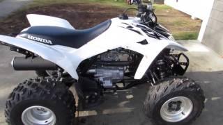 6. 2017 Honda TRX250X