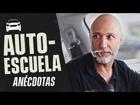 ANÉCDOTAS DE AUTOESCUELA