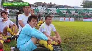 Charity Football Match: Actor Star FC VS Music FC