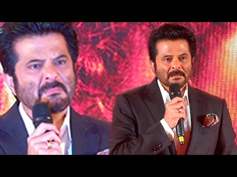 Anil Kapoor Cries And Chokes In Public Talking Abo