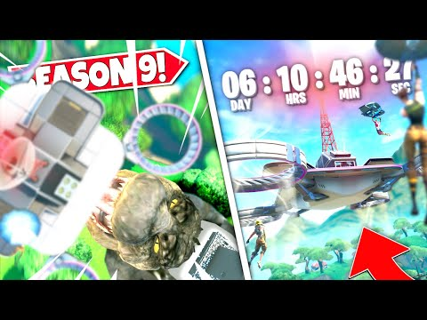 *NEW* POLAR PEAK MONSTER *BITES BACK* AFTER SKY PLATFORMS BEGIN OFFICIAL COUNTDOWN! SEASON 9 UPDATE!