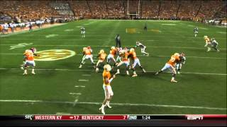 Sharrif Floyd vs Tennessee (2012)