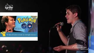 Pokemon, creativity, & entrepreneurship