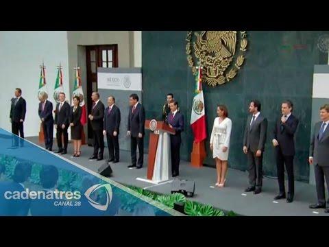 Los perfiles de los nuevos integrantes para el gabinete de Peña Nieto