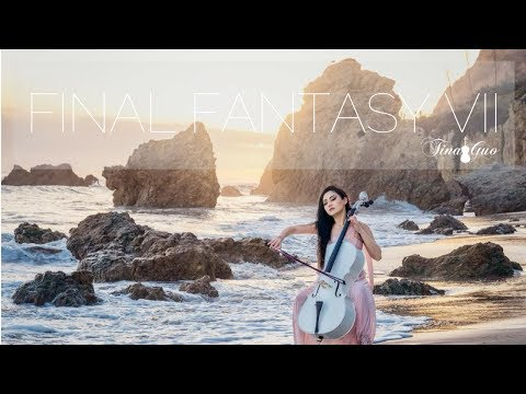 Final Fantasy VII by Tina Guo