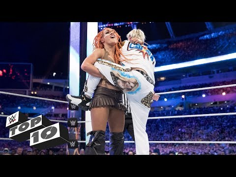 Female Superstars Overpowering Male Rivals: WWE Top 10, March 5, 2018