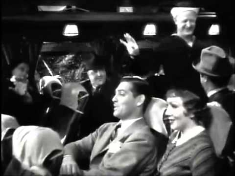 It Happened One Night (1934), bus scene