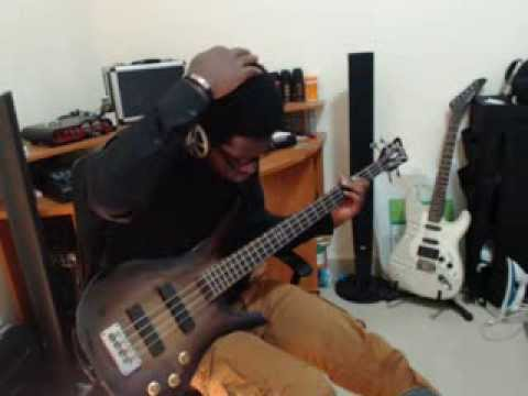"""Shackles"" Mary Mary (Bass Cover)"