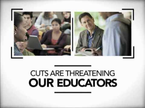 NEA Higher Ed Ad