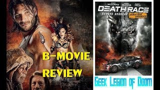Nonton Death Race 4   Beyond Anarchy   2018 Zach Mcgowan   Sci Fi B Movie Review Film Subtitle Indonesia Streaming Movie Download