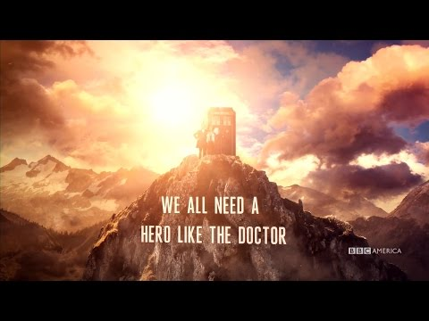 Doctor Who Season 10 Promo 'Who is the Doctor?'
