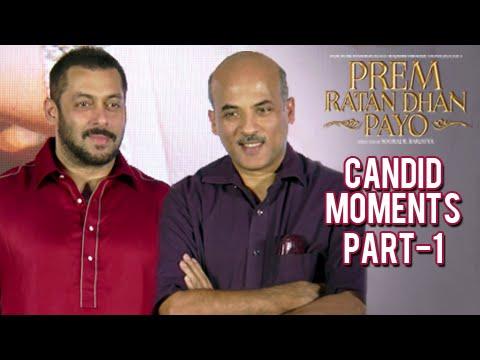 Salman Khan & Sooraj Barjatya Get Candid Over Prem