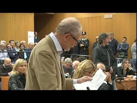 Ιταλία: Αθωώθηκε ο συγγραφέας Έρι ντε Λούκα