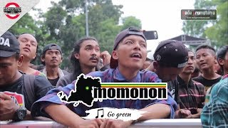 Video [OFFICIAL MB2016] MOMONON | GO GREEN [Live Konser Mari Berdanska 2016 di Bandung] MP3, 3GP, MP4, WEBM, AVI, FLV Mei 2019
