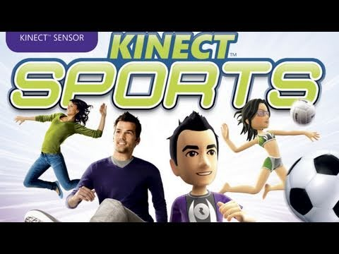 Kinect Sports - E3 2010: Lifestyle Debut Trailer | HD