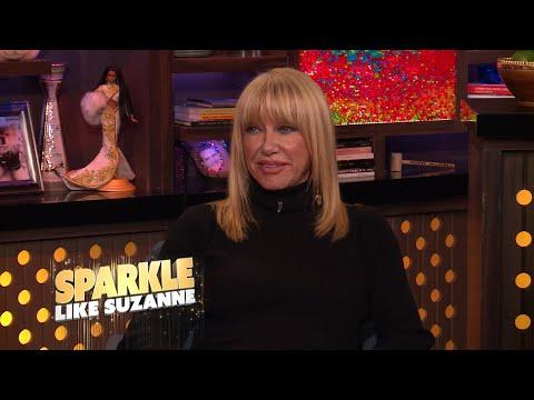 Suzanne Somers' Beauty Secrets | WWHL