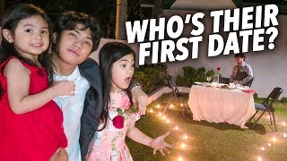 Video MY LIL SIBLINGS FIRST DATE?!! | Ranz and Niana MP3, 3GP, MP4, WEBM, AVI, FLV Mei 2019
