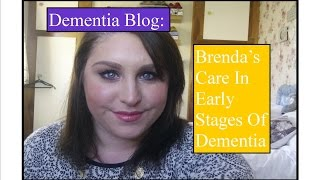 This video is all about how I became Brenda's carer and what her dementia was like in the early stages. It includes how we dealt...
