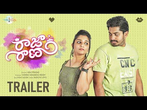 Raja Rani - Telugu Web Series Trailer    Lahari    Bobby    Butta Bomma