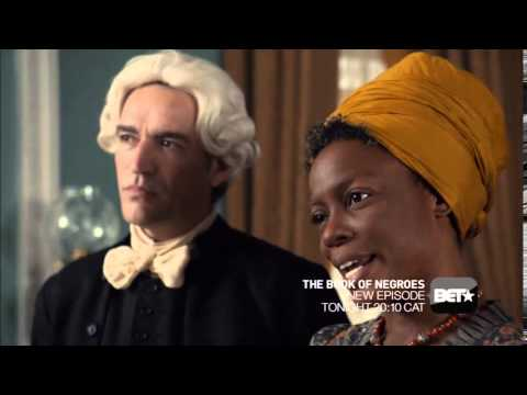 Book of Negroes TONIGHT @ 20:10 CAT on BET ch. 129