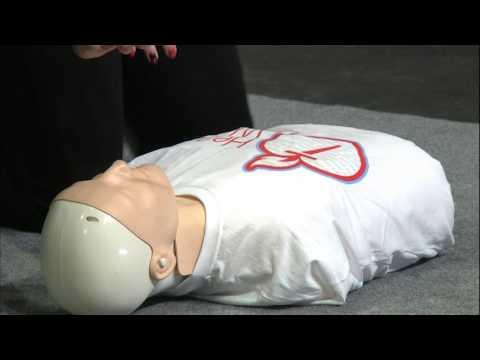 Nite Show Highlight - Rebecca Adams Teaches CPR