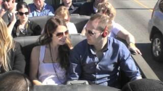 Video Ellen's Hidden Camera Prank on a Hollywood Tour Bus! MP3, 3GP, MP4, WEBM, AVI, FLV Maret 2019