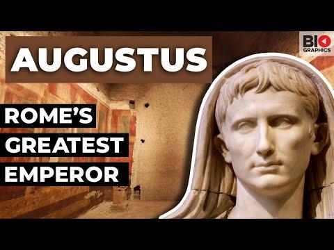 Augustus: Rome's Greatest Emperor