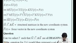 Mod-04 Lec-13 Random Vibrations Of Mdof Systems-1