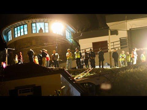 Portugal: 29 Deutsche bei Busunglück auf Ferieninsel Made ...