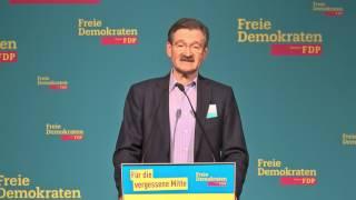 Video zu: Listenplatz 03: Dr. Hermann Otto Solms