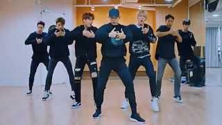 Monsta X 'HERO' mirrored Dance Practice