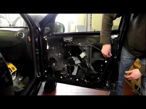 Dacia Duster Türverkleidung Demontieren