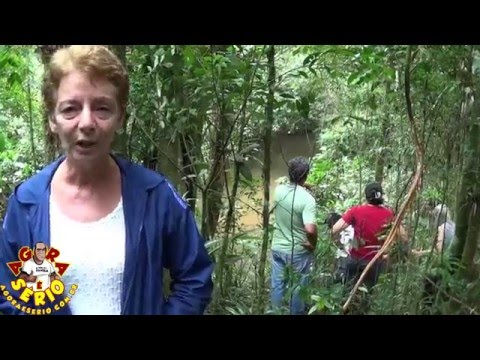 Cléria Ambientalista x Transposição do Rio Juquiá para a Represa do Guarapiranga
