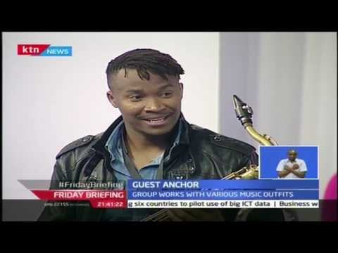 Friday Briefing: Guest anchor( Nairobi Horns) 30th September 2016